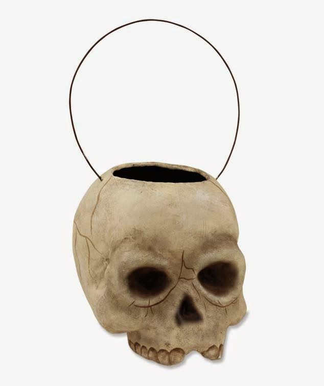 Spooky Spotlight: Bethany Lowe Skelly Container