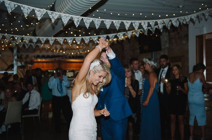 Wedding Reception at the Inglewood Inn - Photo by Kylie South Photography