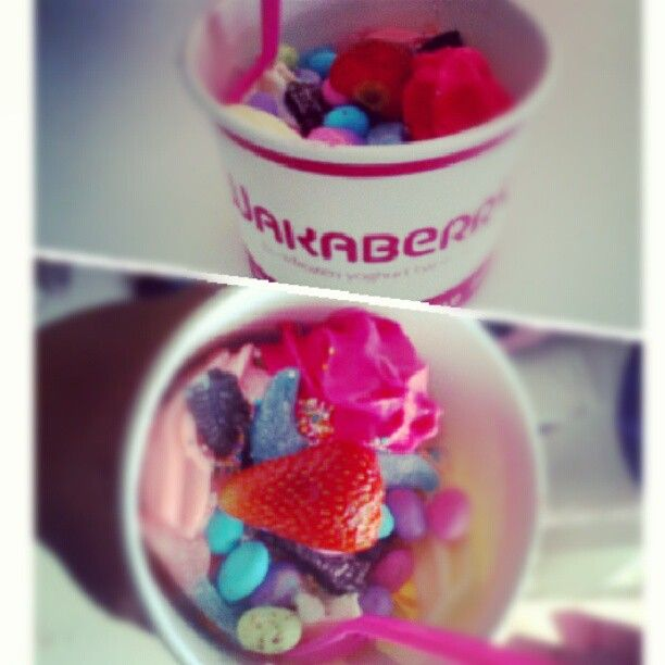Photo by reshalya_n. Wakaberry!
