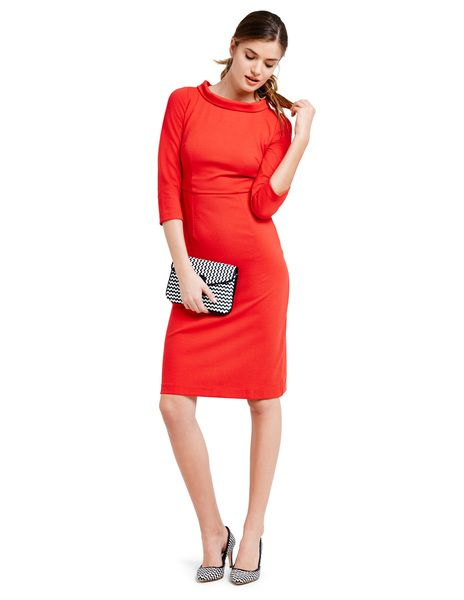 Boden Zoe Dress - professional fashion | chic offices style #commandress