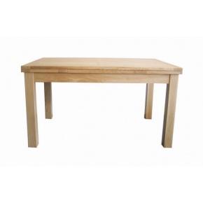 Lacar Oak 140x90 Extending Drawer Leaf Dining Table