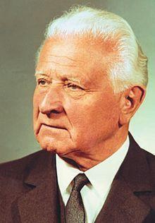 Ludvík Svoboda na fotografii z roku 1968