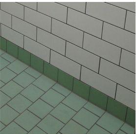 Owen Vokes Peters bathroom tile detail
