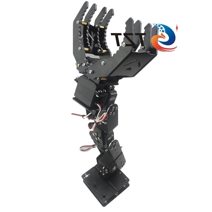 Ideas about arduino robot arm on pinterest