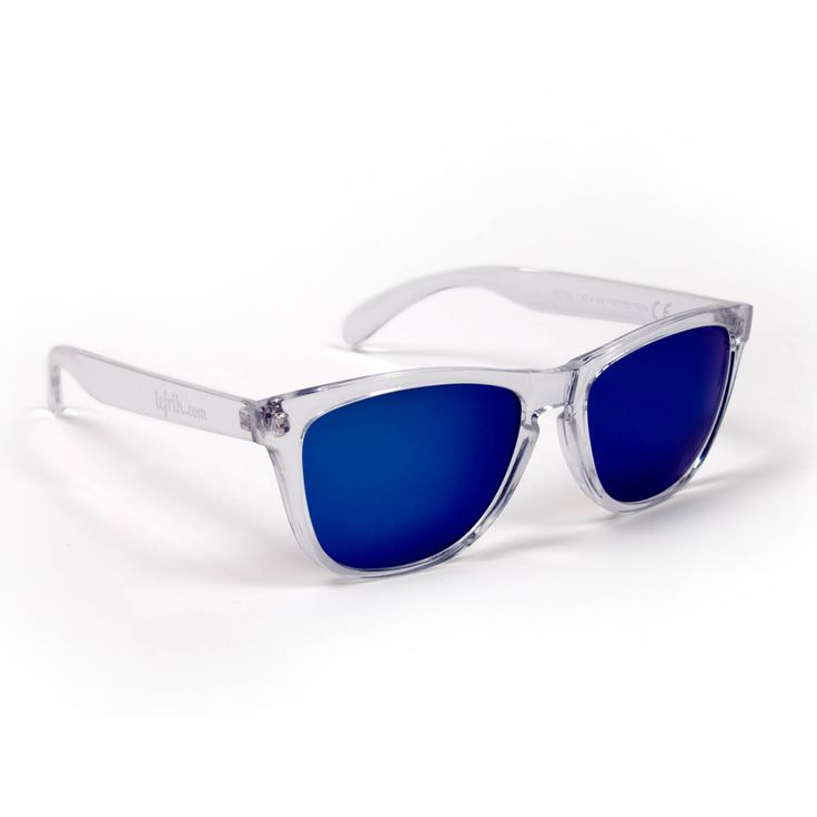 gafas de sol transparentes ray ban