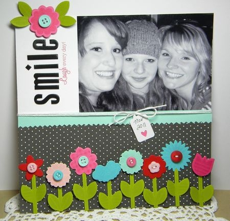 layout: Scrapbook Ideas, Scrapbooking Cards, Scrapbooks Cards, Color, Flowers Fusion, Cards Floral, Scrapbook Layout, Flowers Layout, Diy Fonts Scrapbook