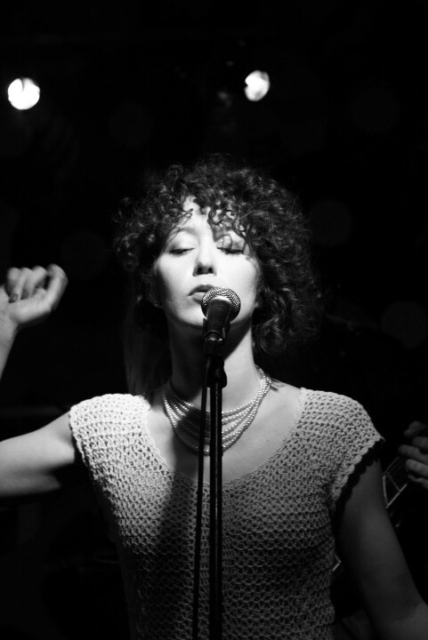 Concert in Tygmont, 01.2013, by Rafał Ciok