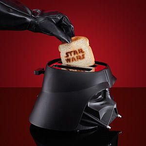 Star Wars Darth Vader Toaster | ThinkGeek
