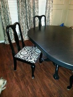 Dining Table Redo Painted Furniture And Room Ideas On Pinterest