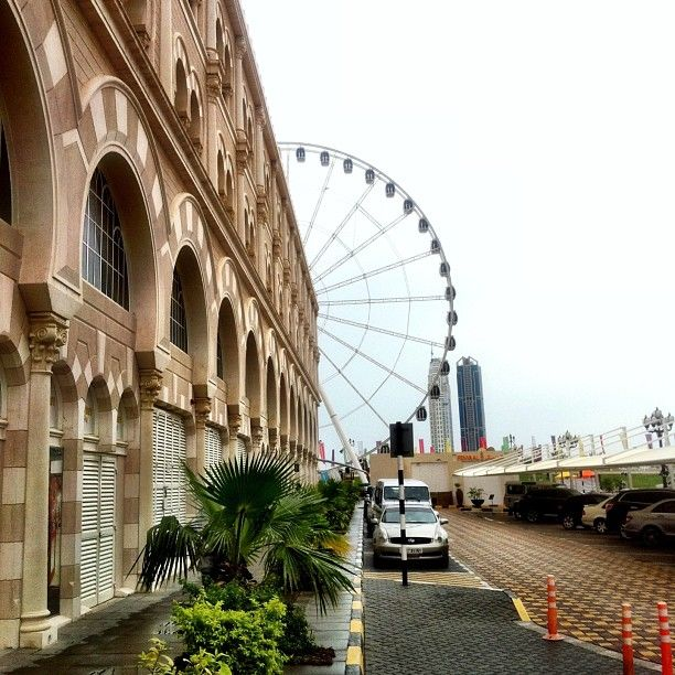 Qasba Sharjah Uae Art Sharjah Fair Grounds Grounds