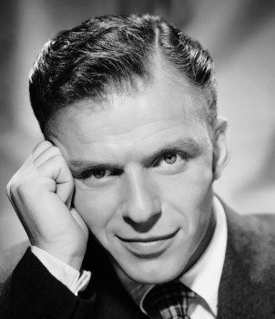 Frank SINATRA (1915-1998) * AFI Top Actor nominee > Active 1935-1996 > Born Francis Albert Sinatra 12 Dec 1915 New Jersey > Died 14 May 1998 (aged 82) California, heart attack > Other: Singer, Director, Producer > Spouses: Nancy Barbato (1939–51 div); Ava Gardner (1951–57 div); Mia Farrow (1966–68 div); Barbara Marx (1976–98, his death) > Children: 3, including singer Nancy Sinatra