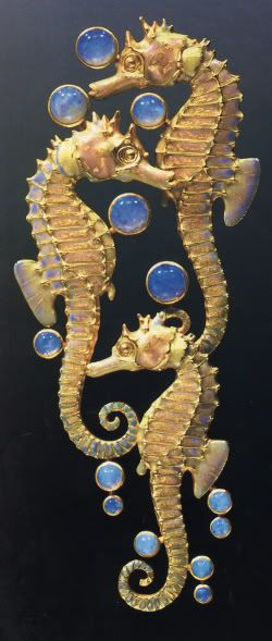 Art Nouveau - Lalique Jewellery  OMG  I loooveee this: