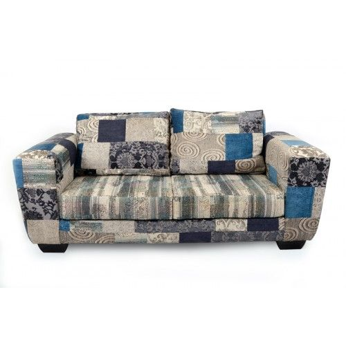 Petite 2 division couch