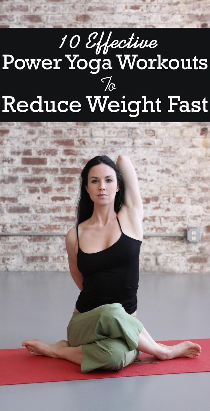 Yoga is of many kinds & one such power yoga is considered to be great ways in losing weight. Learn the poses of power yoga for weight loss if you are really new to this workout.