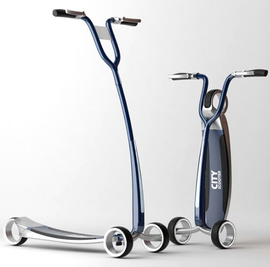 City Scooter Rental Project
