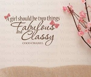 Love Coco Chanel.....: Chanel Quotes, Coco Chanel, Girls Generation, Vinyls Wall, Fashion Quotes, Letters Art, Favorite Quotes, Bedrooms Wall, Cocochanel