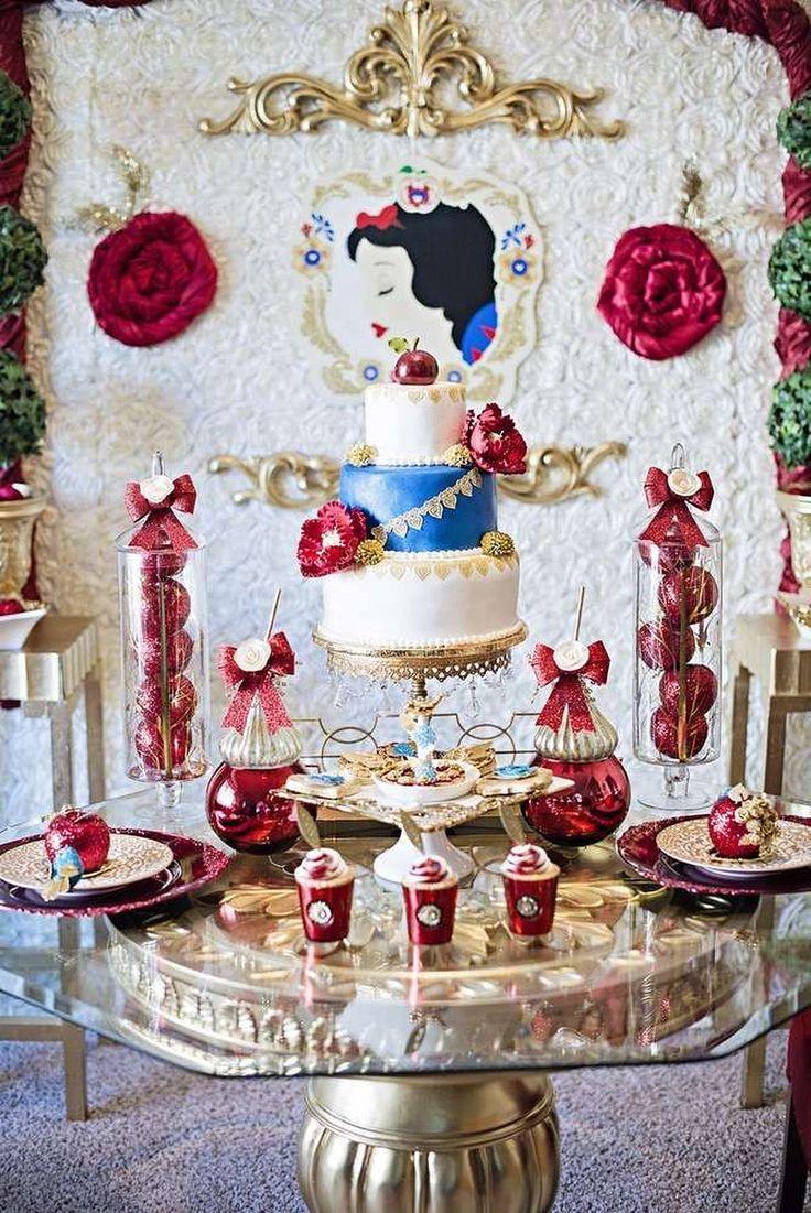 229 best Snow White Wedding images on Pinterest | Snow white, Snow ...
