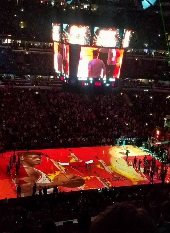 2 Chicago Bulls vs Boston Celtics GAME 6 PLAYOFFS!!! 04/28/17 -FRIDAY NIGHT Section 319 Row 5 Seats 13,14- AISLE SEATS TICKETS WILL BE EMAILED FROM MY... #game #section #aisle #tickets #celtics #bulls #boston #chicago