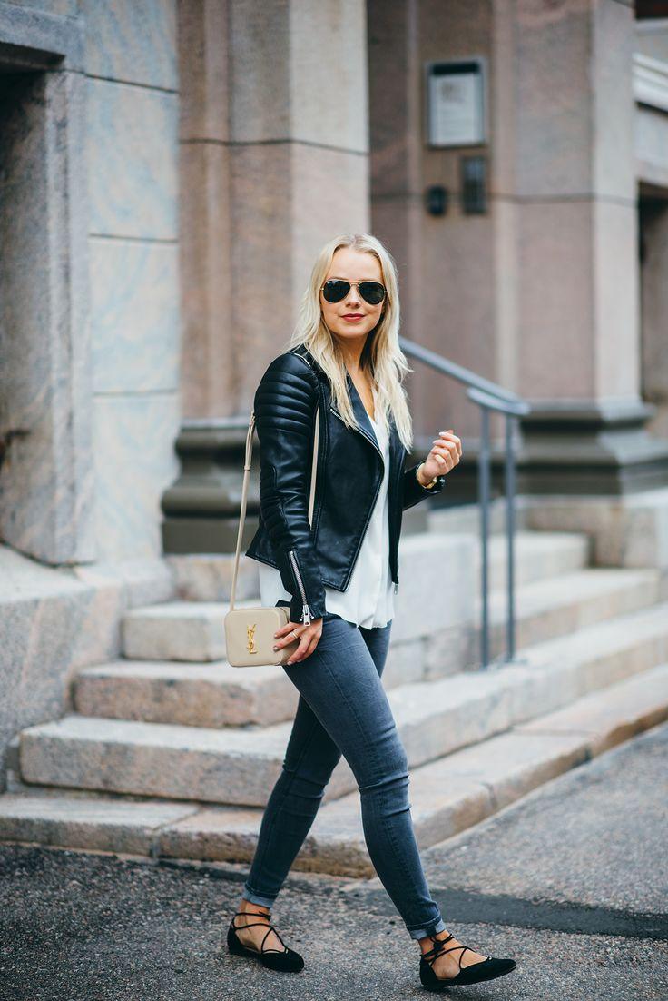 Jonnamaista Blog - Grey Jeans