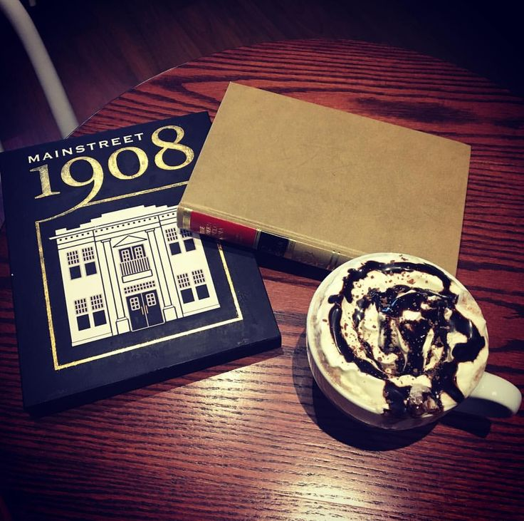Curl up with a big fluffy cup of Hot Chocolate and a good book in front of our toasty fireplace ☕️ . . . . . #hotchocolate #whippedcream #chocolatesauce #chocolatelover  #booklover #student #study  #studygroup #studyspace #fireplace #keepwarminstyle #supportlocal #camrose #mainstreet #mainstreet1908