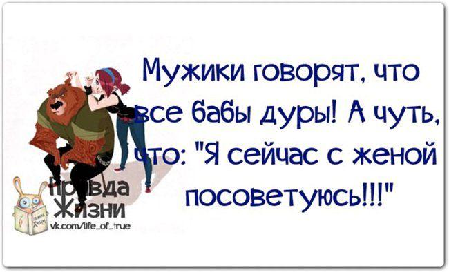 Смешные фразы о жизни в картинках, февраля открытка для