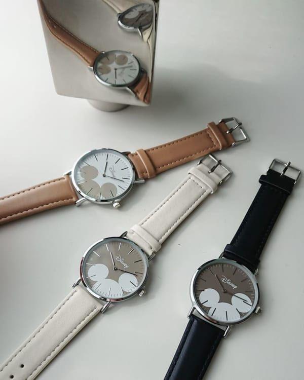 100均ファンが思わずまとめ買い ダイソーのこれは使える 新アイテムをご紹介 Folk 腕時計シンプル 腕時計 ダイソー