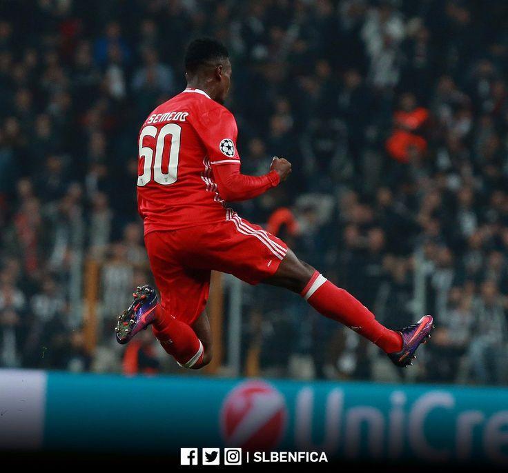Nélson Semedo, SL Benfica (@SLBenfica)