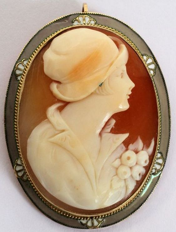 143 best cameo images on pinterest antique jewellery ancient cameo cupidity art deco cameo of a flapper vintage cameo jewelryart mozeypictures Choice Image