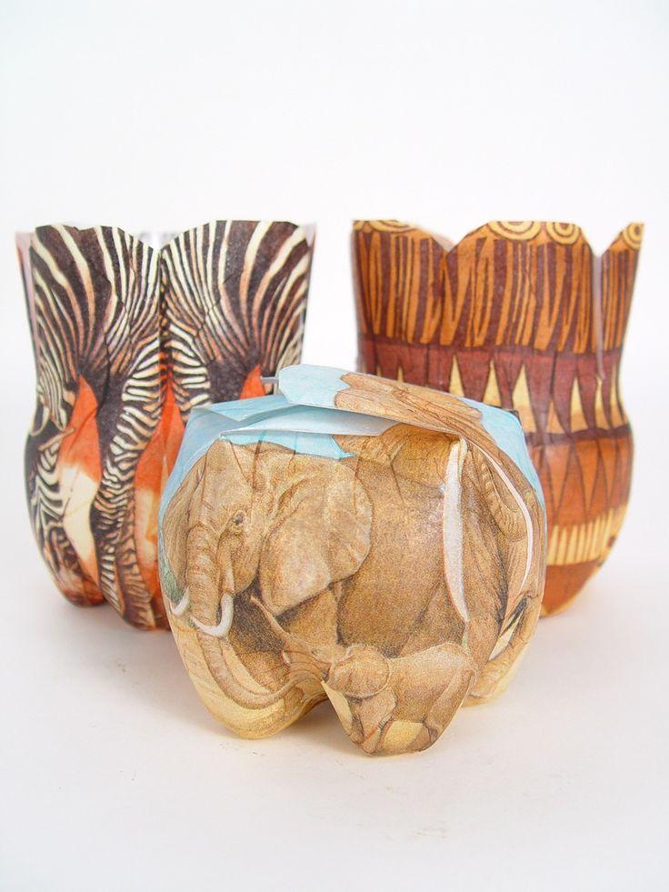 53 best senegalese handicraft images on pinterest africa for Handicrafts made of plastic bottles