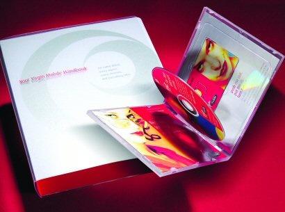 Virgin Polypropylene Ring Binder - a creative packaging solution produced by Cedar Total Spectrum