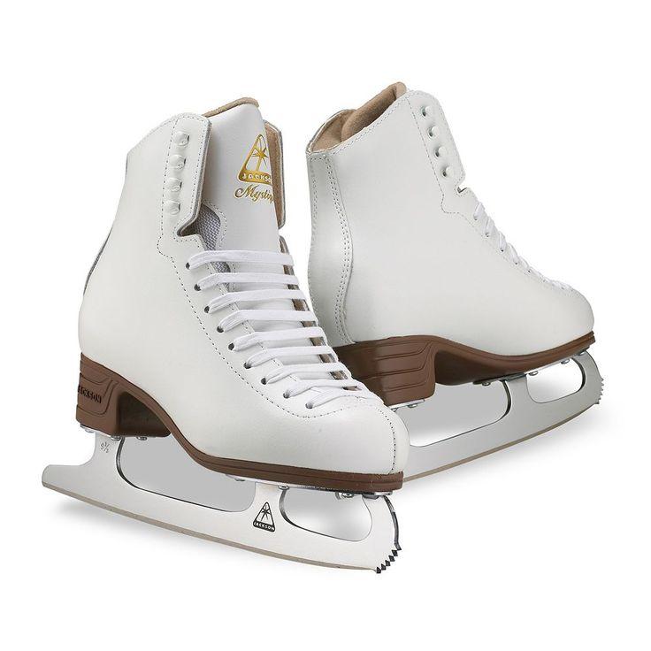 Jackson Ultima Women's Mystique JS1490 Beginner Figure Ice Skates, Multicolor