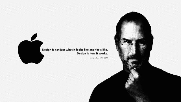 Inspirational Quotes By Steve Jobs | wallpaperxy.com