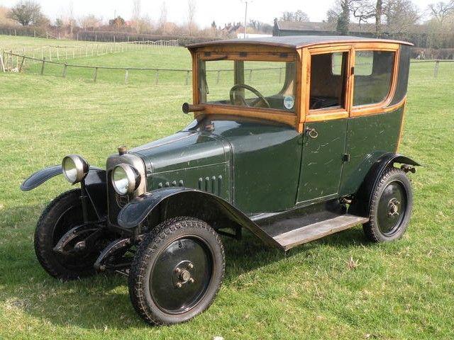 1922 Charron Charronette
