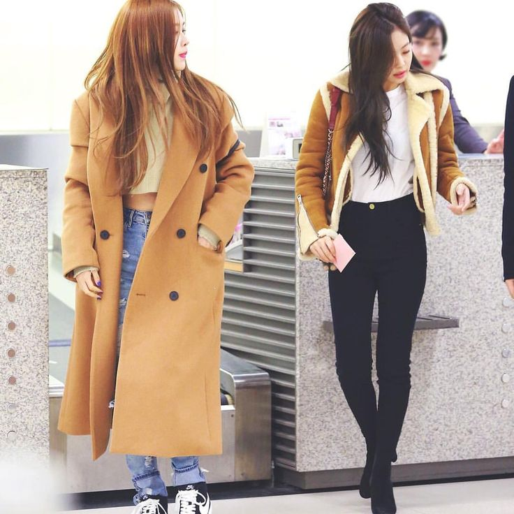 Blackpink Rosé Jennie airport fashion style
