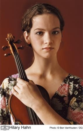 "Hilary Hahn - ""I rarely get lonely. My alone time is my quiet time, my thinking time. I like that."" http://hilaryhahn.com"