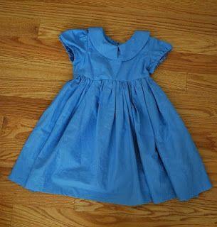 Alice in Wonderland Dress Tutorial