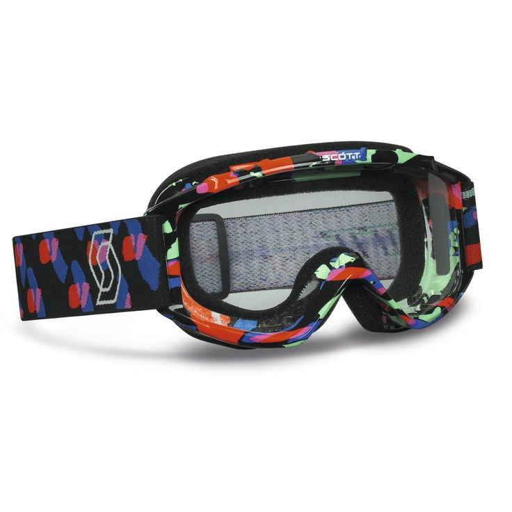 Scott Kids Crossbrille 89 SI Plasma Black 2013