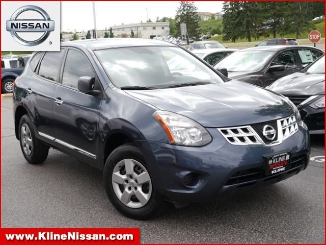 Used 2014 Nissan Rogue Select S For Sale | Maplewood MN | JN8AS5MV1EW200931