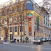 Hoteles en París