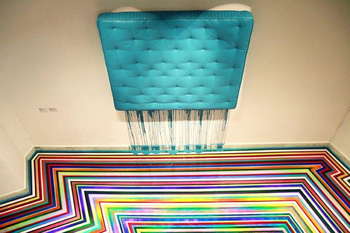 L'emozione dei colori nell'arte in mostra alla GAM e Castello di Rivoli