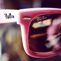 Ray Ban #pink ☝