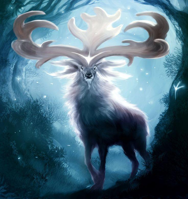 Résultats de recherche d'images pour «reindeer fantasy»