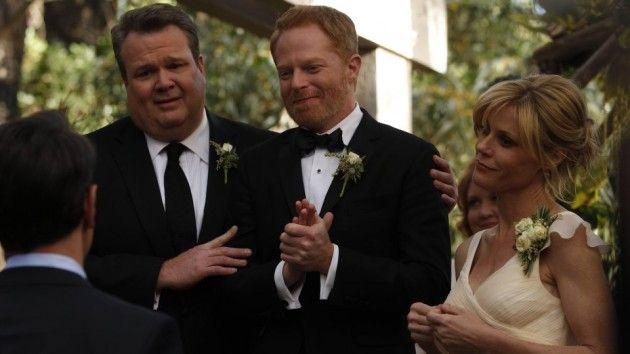 Modern Family season 5 The Wedding Part 2 preview.