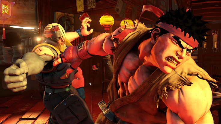Play Street Fighter V As Early As Tomorrow - http://www.gizorama.com/2015/news/play-street-fighter-v-as-early-as-tomorrow