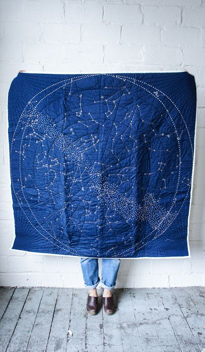 Current Obsession: Haptic Lab's Constellation Quilt (From Moon to Moon)