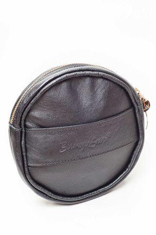Clutch it! - Black Leather Clutch Bag – Blackeyed Susan