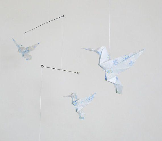 Les 25 meilleures id es de la cat gorie fleurs en origami sur pinterest artisanat bricolage - Comment faire fuir les oiseaux des cerisiers ...