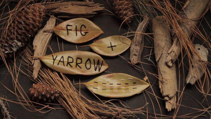 TLV Birdie + Fig and Yarrow