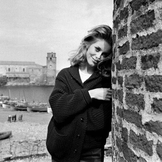 """""""People who know me know I'm strong, but I'm vulnerable."""" -Catherine Deneuve"""