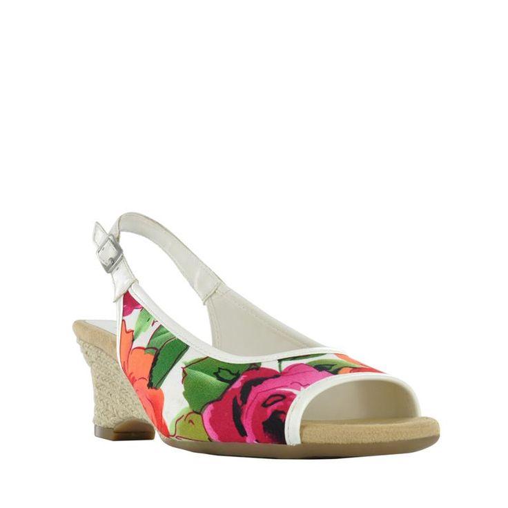 SC AEROSOLES WIDE FABRIC OT SLING | The Shoe Company_9W